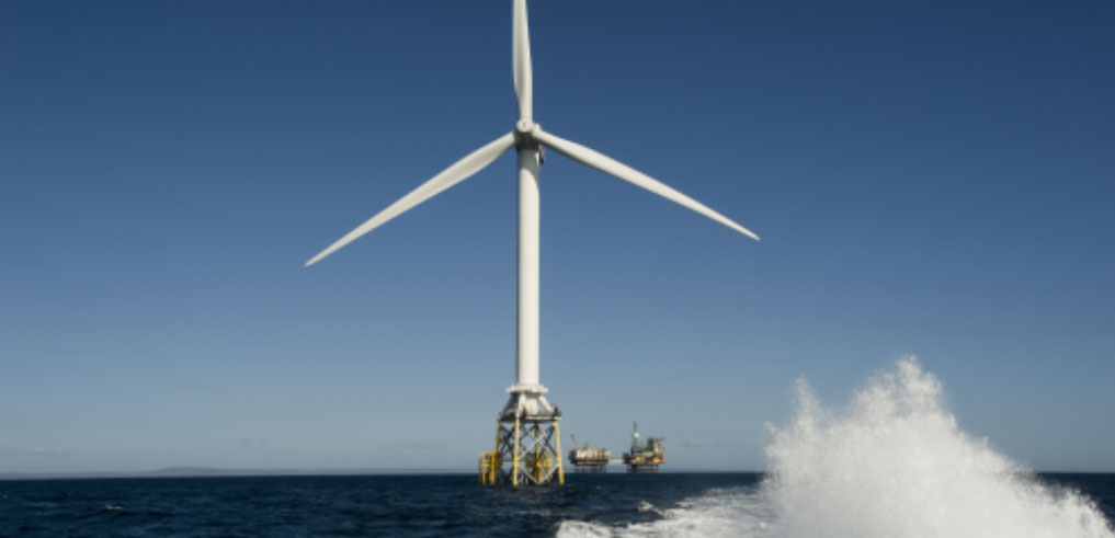 Beatrice Demonstration offshore wind farm, courtesy of Renewable Energy Focus